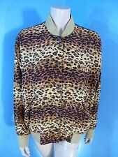 CAChe SILK Multi-Color Long Sleeve  Woman Top Jacket Size M