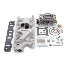 Edelbrock 2031 Manifold and Carburator Kit Performer For SB Ford 289-302