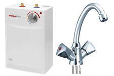 Warmwasserspeicher Set Untertischgerät Boiler für Küche 5L mit Armatur QMIX12