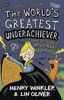 Hank Zipzer: The World's Greatest Underachiever and the House of Hallo-ExLibrary