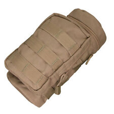 CONDOR MOLLE Nalgene H2O Hydration Carrier Pouch ma40 - COYOTE TAN