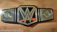 WWE WORLD HEAVYWEIGHT CHAMPIONSHIP CHAMPION BELT WRESTLING MATTEL KIDS