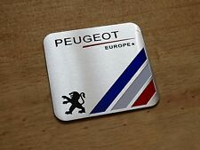 NEW PEUGEOT SPORT BADGE 208 508 RCZ 308 109 PARTNER 307 207 306 206 (86C)