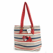 Borsa mare Minnie Disney in Carta Tessile D87505R0