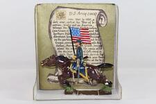 CBG MIGNOT Civil War Union Standard Bearer In Original Cello Box