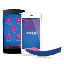 Ohmibod - BLUEMOTION APP MASSAGE contrôlées,
