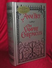 The Vampire Chronicles By Anne Rice - Leather Bound