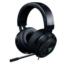 Razer Kraken 7.1 Chroma V2 USB Gaming Headset Retractable Digital Microphone LE