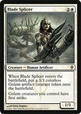 New Phyrexia ~ BLADE SPLICER rare Magic the Gathering card