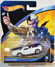 HOT WHEELS DC COMICS 2016  TWO-FACE