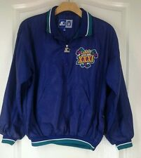 Super Bowl XXX I official NFL starter jacket Korea nylon medium nwot