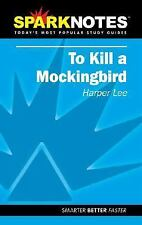 To Kill a Mockingbird (Sparknotes), Lee, Harper, Good Condition, Book