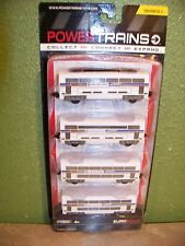 "POWER TRAINS "" EURO BULLET "" 4 MOTORIZED 2012 JAKKS Series 1 New"