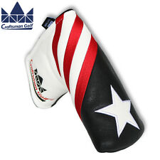 Blade Golf Putter Cover Headcover Magnetic Star Strip Craftsman Golf USA Stock