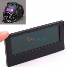 Pro Auto Darkening Solar Welding Helmet welding lens Filter Shade Fits All USA