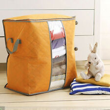 Hot Sale Storage Box Portable Organizer Non Woven Underbed Pouch Storage Bag Box