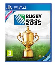 Rugby World Cup 2015 [Playstation 4 PS4, Region Free, Video Game, Soccer] NEW