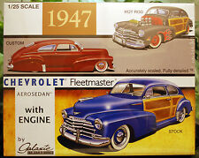 1947 Chevrolet Fleetmaster Aerosedan Woody, 1:25, Galaxie 13012 neu, new tool