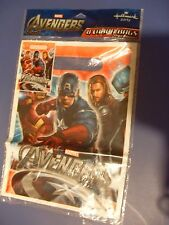 New Hallmark Party The Avengers 8 ct Loot Treat Favor Bags Party Supplies Sacks