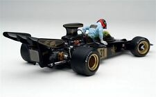 Exoto 1/18 Lotus 72D Fittipaldi, exiting car. Mint in Box.