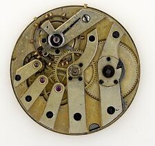 SWISS BAR MOVEMENT WITH LEVER ESCAPEMENT SPARES REPAIRS Q15