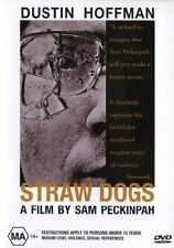 Straw Dogs DVD FREE LOCAL POST NEW SEALED REGION 4 PAL FORMAT