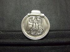 Pin Winterschlacht im Osten Reichsadler Abzeichen - 3 x 2,5 cm