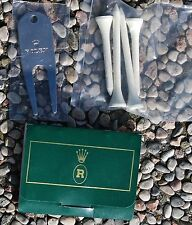 Set accessori golf ORIGINALE ROLEX