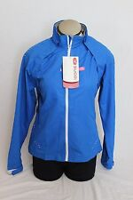 New Sugoi Women's Versa Cycling Jacket 2 in 1 Vest Bike Blue Medium NWT $125