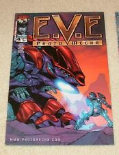IMAGE COMICS E.V.E. PROTO MECHA  VOL 1 ISSUE #4 NR MINT CONDITION