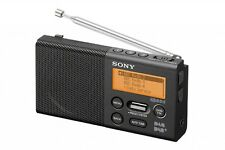SONY XDR P1DBP PORTABLE POCKET DAB RADIO
