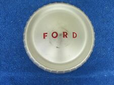1963 FORD ECONOLINE DOG DISH HUBCAP NOS 315