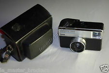 Kodak instamatic 233 X  + Etui  -  Ancien appareil photo vintage Camera sales