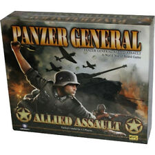 PANZER GENERAL - Allied Assault Board Game (Petroglyph Games) #NEW