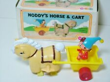 MARX Toys 5481 Noddy's Horse & Cart - Rare Old Shop Stock