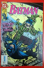 BATMAN - UWOLNIENI SZALEŃCY Z ARKHAM - TM SEMIC 7/95 - Polish COMICS