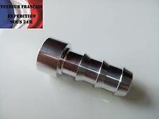 Embout en aluminium à souder pour durite, diamètre ext. 12,7 mm VENDEUR FRANCAIS