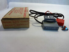 NEW IN BOX OLD STOCK  BECKET MODEL 1502 SAFETY CONTROL SWITCH