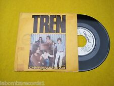 Tren Caminando promo 1972 label blanco (EX/VG+) resto de celo en portada Ç