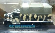 1:43 Military Model OPEL BLITZ CANVAS COVERED WEHRMACHT 1944 _ DeAgostini (03)