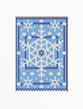 Snowflakes~Pony Bead Banner Pattern Only
