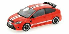 "1/18 Ford Focus RS ""Tribute to Le Mans 1967 Mk IV"" MINICHAMPS 100 080067 MINT !"
