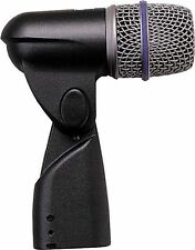 Shure Beta 52A Professional Supercardioid Dynamic Microphone Bass Drum *
