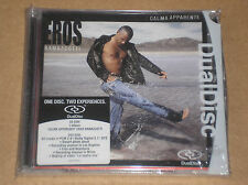EROS RAMAZZOTTI - CALMA APPARENTE - CD DUAL DISC SIGILLATO (SEALED)