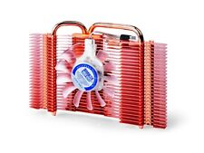 PcCooler K82U HDT VGA Video Card Cooler (Cooling Fan & Heatsink) w 2 x Heatpipe