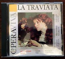 GIUSEPPE VERDI - LA TRAVIATA. MARIA CALLAS NICOLA RESCIGNO. COVENT GARDEN 1958