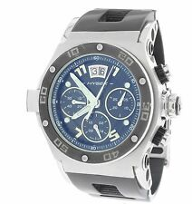USED HYSEK ABYSS EXPLORER  MEN'S 44mm CHRONOGRAPH AUTOMATIC WATCH AB07-0286