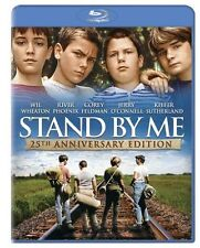 Stand By Me: 25th Anniversary Edition [Blu-Ray Movie, Region A, 1-Disc] NEW