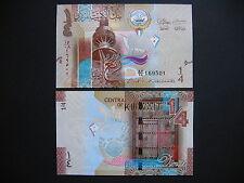 KUWAIT  1/4 Dinar 2014  (P29a)  UNC