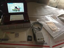 New Nintendo 3DS XL Black Streaming Bundle +3750 Games And Charger